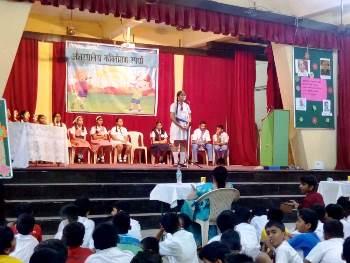 Inter School Marathi Elocution Competition | St  Agnes' High