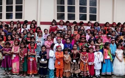 5th AUGUST — INDIAN NATIONAL DRESS