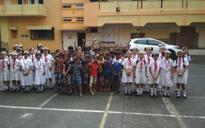 29th AUGUST — STD 3- OUT REACH PROGRAMME